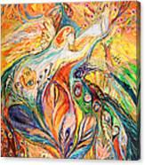 Polyptich Part II - Air Canvas Print
