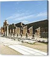 Pompeii 5 Canvas Print