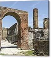 Pompeii 6 Canvas Print