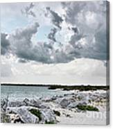 Ponce Inlet Mood Canvas Print