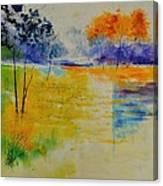 Pond 883120 Canvas Print