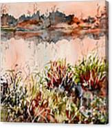 Ponds Untold Stories Canvas Print