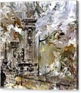 Pont Alexandre Paris Canvas Print