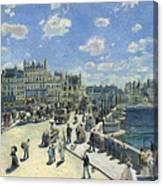 Pont Neuf Paris Canvas Print