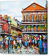 Pontabla Canvas Print