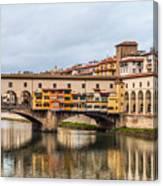Ponte Vecchio Canvas Print