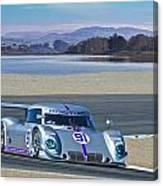 Pontiac American Lemans Prototype Canvas Print