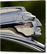 Pontiac Chief 3 Canvas Print