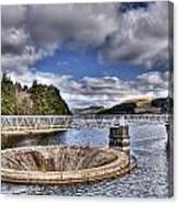 Pontsticill Reservoir 2 Canvas Print