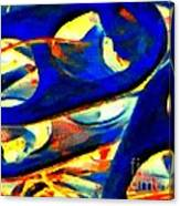 Pop Art B13 Canvas Print