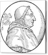 Pope Innocent Viii (1432-1492) Canvas Print