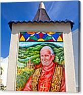 Pope John II Canvas Print