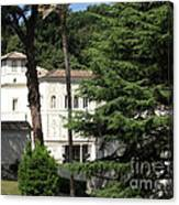 Pope's Private Residence Canvas Print