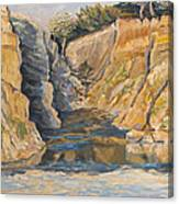 Poplar Cove Canvas Print