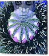 Poppierot Canvas Print