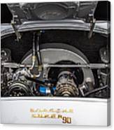Porsche 356b Super 90 Engine Canvas Print