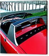 Porsche 914 II Canvas Print