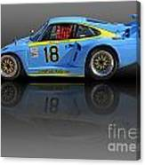 Porsche 935 K3 Slant-nose Canvas Print