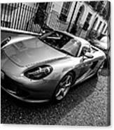 Porsche Carrera Gt Canvas Print