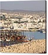 Port Of Agadir Morocco Canvas Print