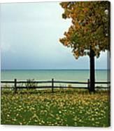 Port Sanilac Lookout, Michigan Canvas Print