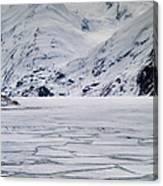 Portage Lake Canvas Print