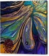 Portal Of The Divine Canvas Print