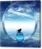 Portal To Peace Canvas Print