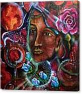 Portals Of Change Canvas Print