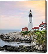 Portland Head Lighthouse  Canvas Print