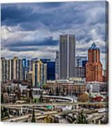 Portland Canvas Print