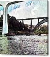 Porto-185 Canvas Print