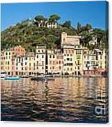 Portofino - Italy Canvas Print
