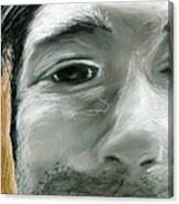 Portrait 10 Canvas Print