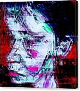 Portrait Of Marion 2 Canvas Print