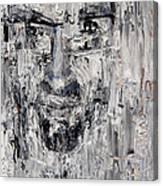 Portrait Of Michael Canvas Print