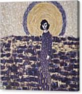 Portrait Of The Artist's Mother Canvas Print