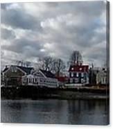 Portsmouth Bay Canvas Print