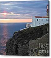 Portuguese Lands End  Canvas Print