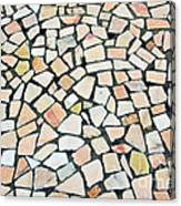 Portuguese Pavement Canvas Print
