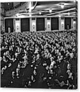 Post Opera - December 1927, The Newly Canvas Print