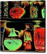 Pot Culture Canvas Print