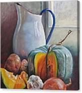 Potential Pumpkin Soup Canvas Print