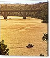 Potomac View Canvas Print