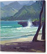 Pounders IIi Canvas Print