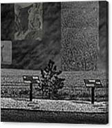 P.o.w. Camp 202 Canvas Print