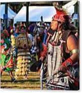 Pow Wow 13 Canvas Print