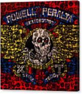 Powell Peralta Canvas Print