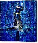 Power Gallactus Canvas Print
