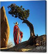 Power Of Thought 1 Canvas Print